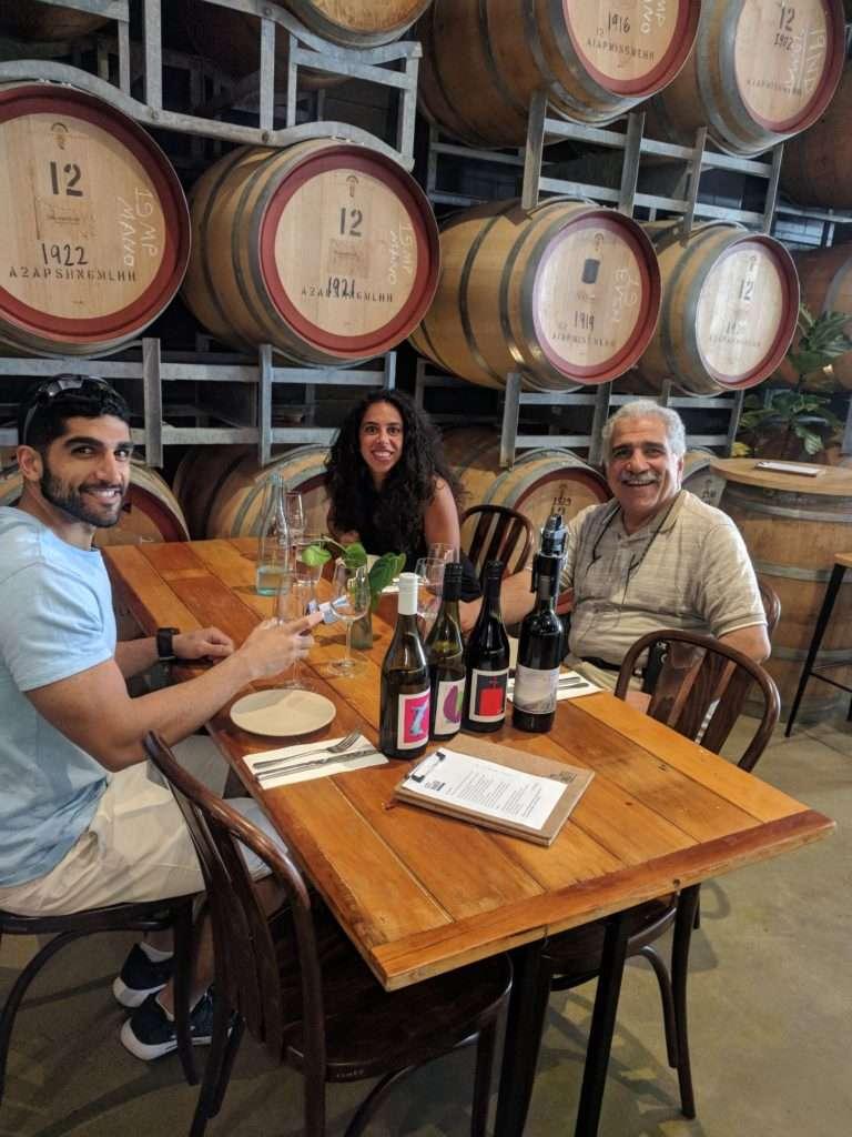 Brisbane food and wine tour