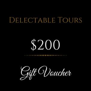 Food Tour Gift Voucher