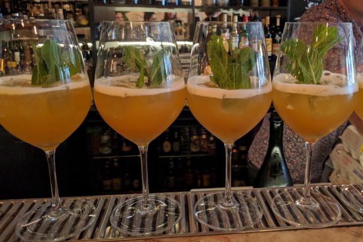 Booze and Bites Brisbane Food Tour